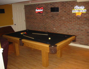 Accueil - Dufferin pool table